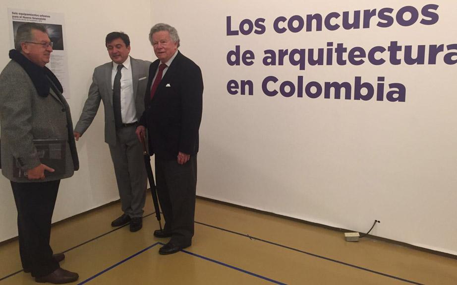 Exposici n concursos de arquitectura en colombia Noticias de arquitectura recientes