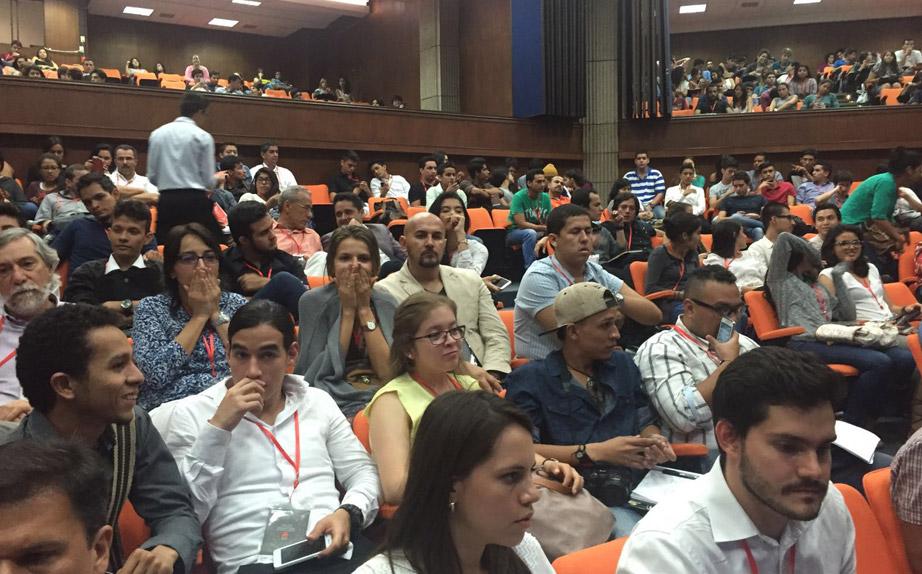 Un encuentro de estudiantes exitoso sociedad colombiana - Sociedad de arquitectos ...