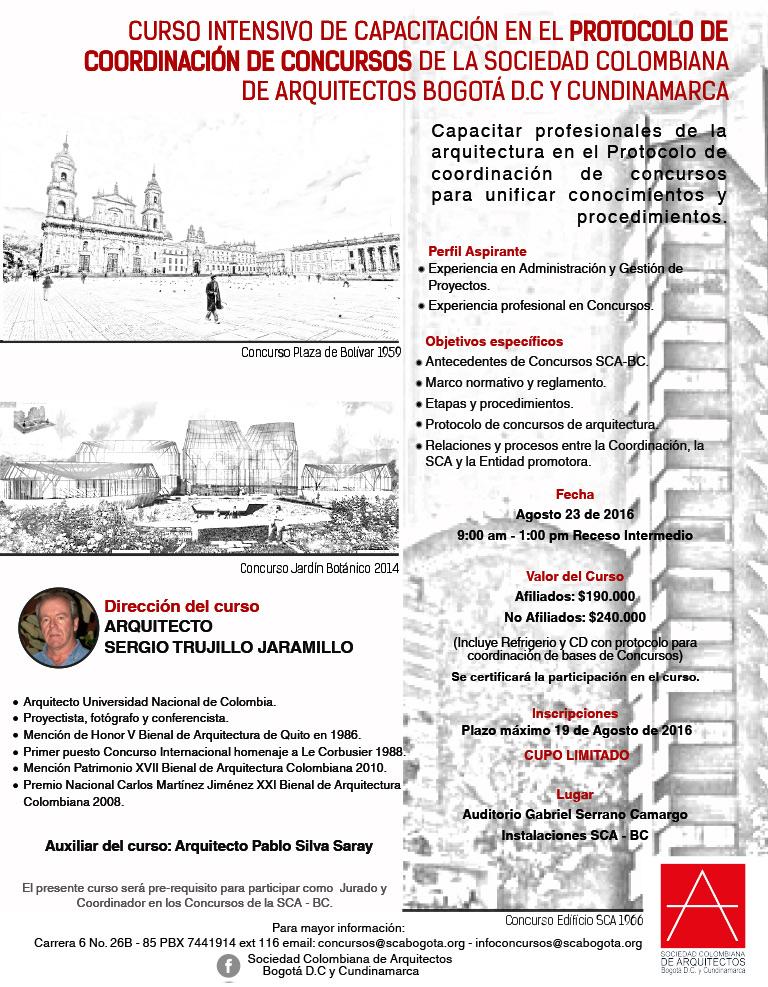 Concursos sociedad colombiana de arquitectos - Sociedad de arquitectos ...