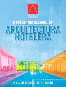 II Encuentro Nacional de Arquitectura Hotelera @ Por definir