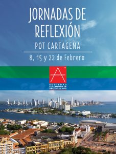 Jornadas de Reflexión: Oportunidades (POT Cartagena) @ Torre Empresarial Grupo Área, Piso 24