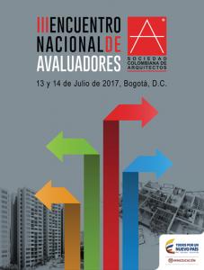 3er. Encuentro Nacional de Avaluadores @ Bogotá