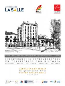 Jornadas de Patrimonio @ Cartagena de Indias