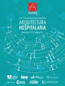 3er. Encuentro Nacional de Arquitectura Hospitalaria @ Bogotá   Bogotá   Colombia