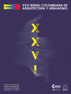 XXVI BIENAL COLOMBIANA DE ARQUITECTURA Y URBANISMO @ Cartagena de Indias