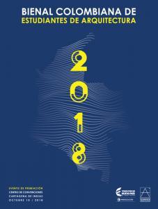 BIENAL COLOMBIANA DE ESTUDIANTES DE ARQUITECTURA @ Centro de Convenciones | Cartagena | Bolívar | Colombia
