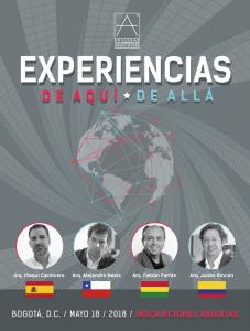 EXPERIENCIAS DE AQUÍ, DE ALLÁ