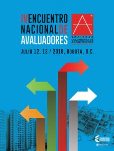 IV ENCUENTRO NACIONAL DE AVALUADORES @ Bogotá
