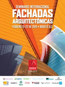 SEMINARIO INTERNACIONAL FACHADAS ARQUITECTÓNICAS @ Bogotá D.C.