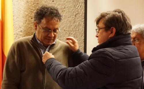 Arq. Walter Martínez Morales / Vicepresidente Nacional 1