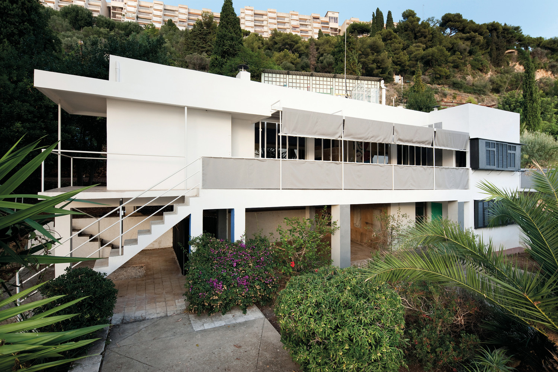 Villa E-1027 / Eileen Gray y Jean Badovici.